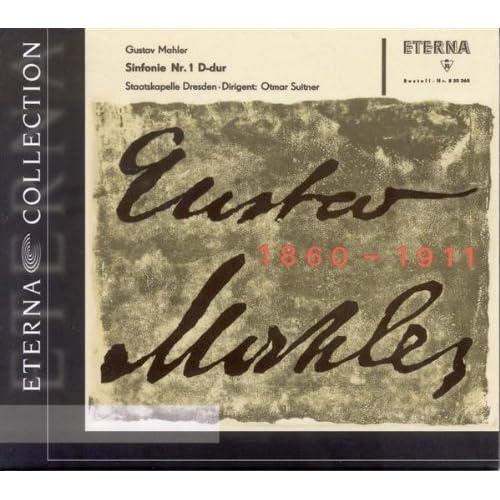 "Mahler, G.: Symphony No. 1, ""Titan"" (Dresden Staatskapelle, Suitner) / Lieder Eines Fahrenden Gesellen (Prey, Berlin Radio Symphony, K. Sanderling)"