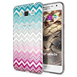 NALIA Coque Protection Compatible avec Samsung Galaxy Grand Prime, Motif Housse...