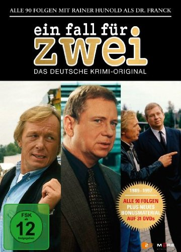 Rainer Hunold Box (31 DVDs)