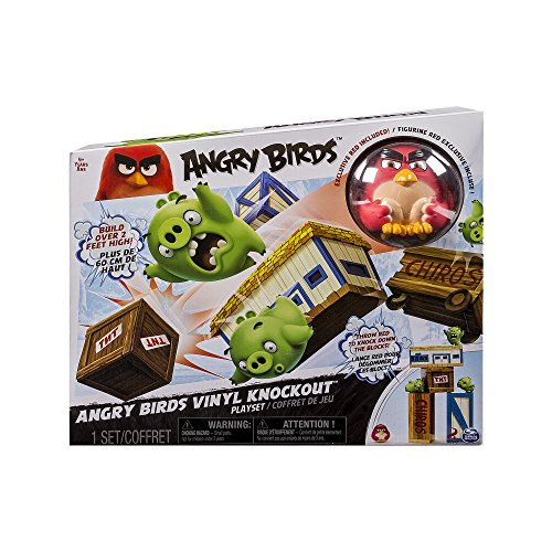 Angry Birds 6027801 - Playset Angry Ball, Multicolore