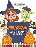 Halloween : Libro da colorare per bambini
