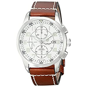 51%2BF TrJtML. SS300  - Swiss-Army-Airboss-Mechanical-Automatic-Chronograph-Steel-Mens-Watch-Date-241598