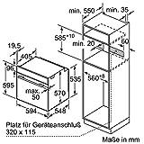 Neff B1ECC0AN0 / BCB1402 / Backofen / Elektro...Vergleich