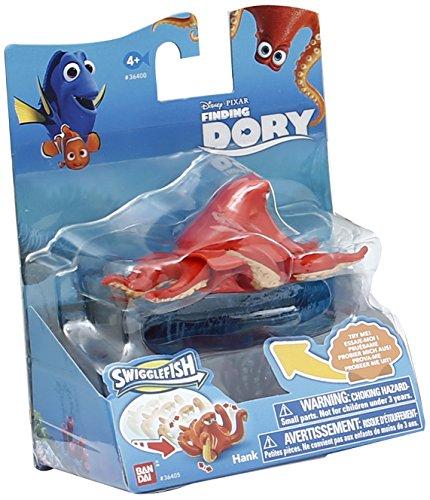 Giochi Preziosi - Finding Dory Personaggio Giocattolo Swiggles Hank