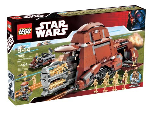 LEGO ® Star WarsTM 7662 Trade Federation -