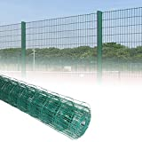 Best Fences - Marko Fencing PVC Green Plastic Coated Metal Garden Review