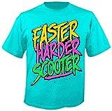 Scooter - Faster Harder Scooter - T-Shirt Größe L