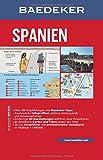 Baedeker Reiseführer Spanien: mit GROSSER REISEKARTE - Andreas Drouve