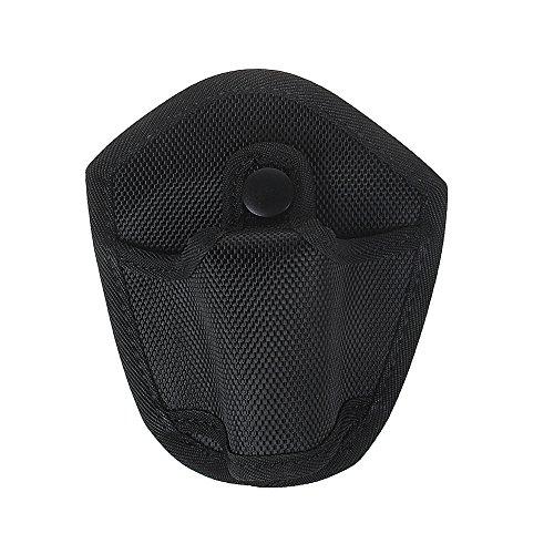 Xidan Handschellen Koffer Holster Holder und Sicherheit Taschenlampe Licht Holster Tasche -