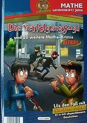 Die Verfolgungsjagd und 20 weitere Mathe-Krimis.