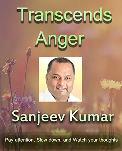 Transcends Anger (English Edition)