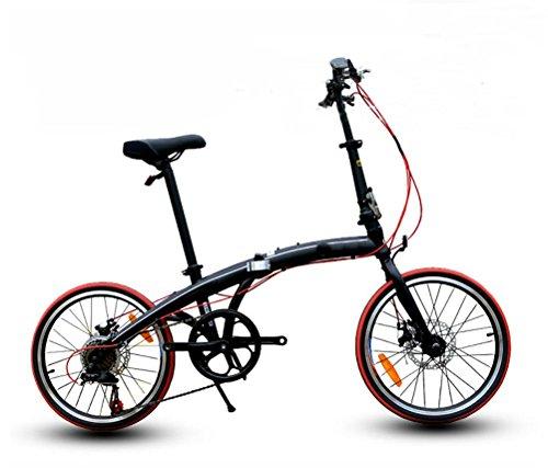 MASLEID 7 vitesses vélo pliant vélo de route vélo