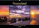Neuseeland - Attraktiver Süden (Wandkalender 2019 DIN A2 quer): Die Südinsel Neuseelands ist die Insel der Gegensätze. (Monatskalender, 14 Seiten ) (CALVENDO Natur)