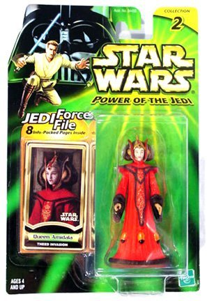 Darth Kind Kostüm Sidious - Hasbro Queen Amidala Theed Invasion