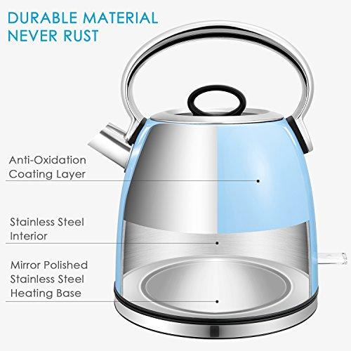 Hervidor de agua eléctrico Aicok 2200 W