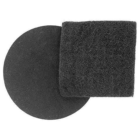 Judge Charcoal Filters, Black