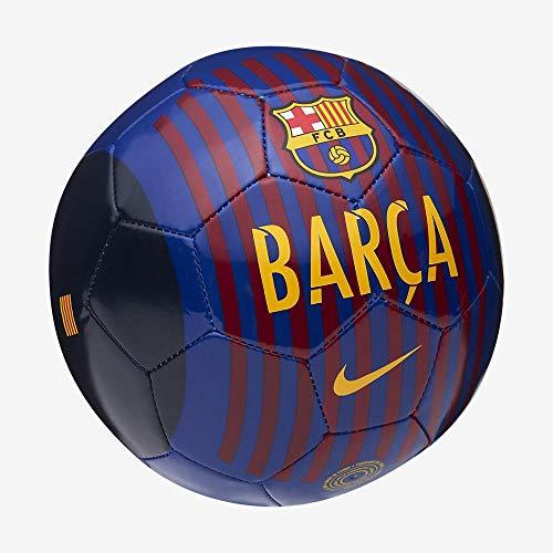 Nike Barcelona Skills - Pelotas de fútbol Black