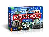 Monopoly Hamburg Stadt Edition - Das berühmte Spiel um den