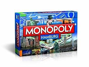 Winning Moves 40248 - Monopoly Edition Hamburg