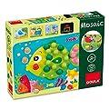 Goula - Mosaico, juego para bebés (Diset 53136) de Diset