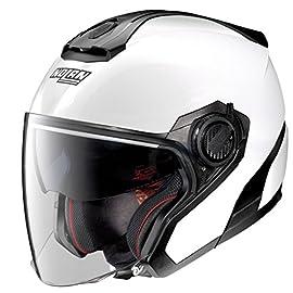 Polvere Viola KKmoon Casco Rampa per Moto Decorare Trecce Trecce di Casco Moto retr/ò