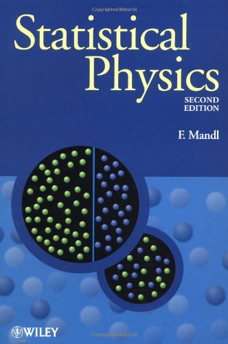 Statistical Physics (Manchester Physics Series)