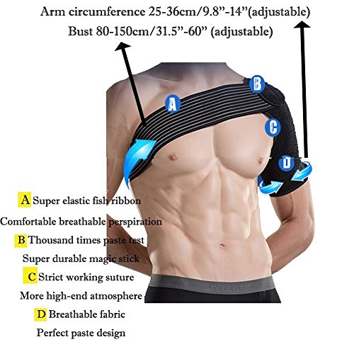 Zjchao Elastic Shoulder – Exercise Bands
