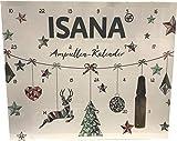 ISANA - Adventskalender 2018 - Ampullen Kalender - Beauty - Kosmetik - Pflege - Limitert