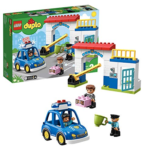 LEGO 10902 Duplo Town Police Station Building Blocks Best Price and Cheapest
