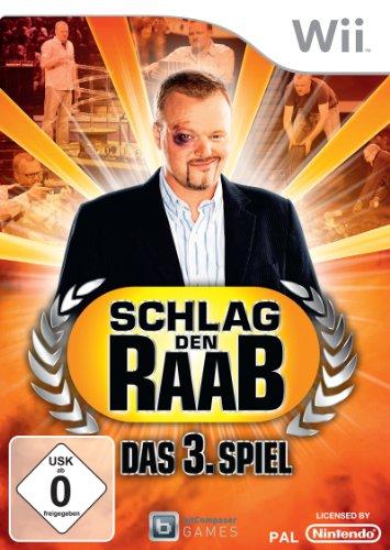Schlag den Raab - Das 3. Spiel - [Nintendo Wii]