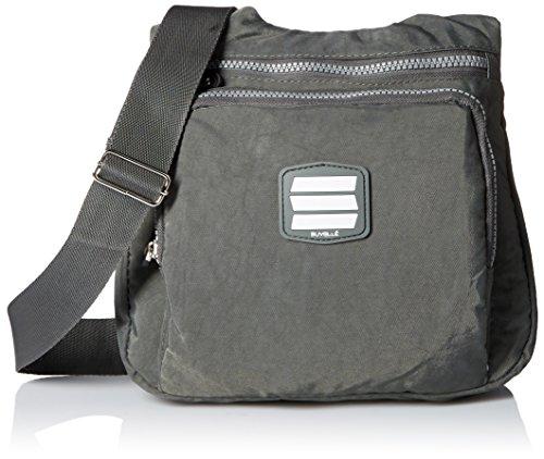Suvelle Lightweight Small City Travel Everyday Crossbody Bag Multi Pocket Shoulder Handbag 9288 - Front Pocket Hobo Bag