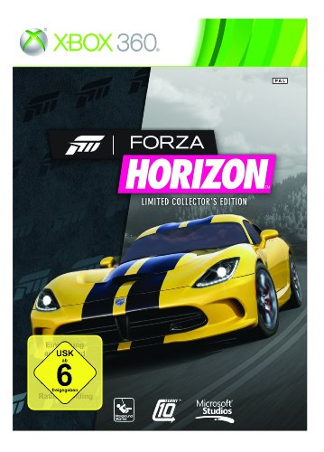 Microsoft Forza Horizon Limited Collector's Edition