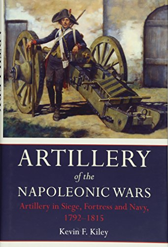 Artillery of the Napoleonic Wars: Volume 2 Cover Image
