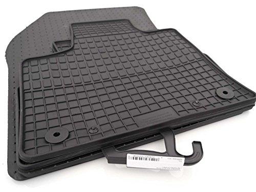 Preisvergleich Produktbild kh Teile 55210 Gummimatten Allwetter Gummi Fußmatten Set 4-teilig