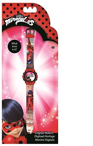 Ladybug Factory 35053 - Reloj Digital
