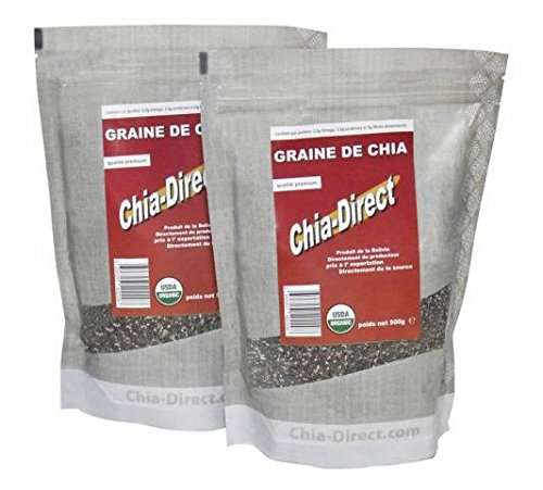 8 kilo escompte Super graines de chia