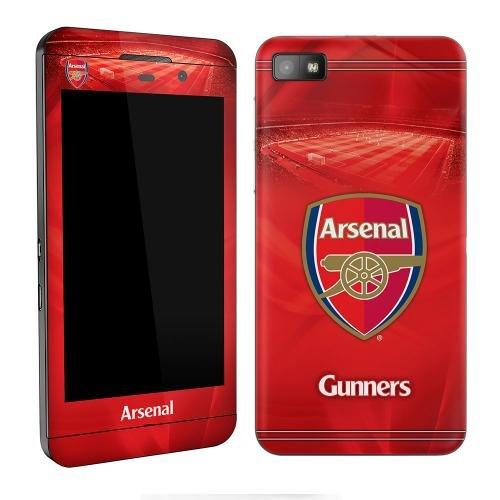 Arsenal FC Blackberry-Z10 Skin / Aufkleber