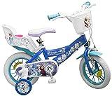 Disney 12 Zoll Mädchenfahrrad Kinderfahrrad Fahrrad Frozen Eiskönigin Bike Rad