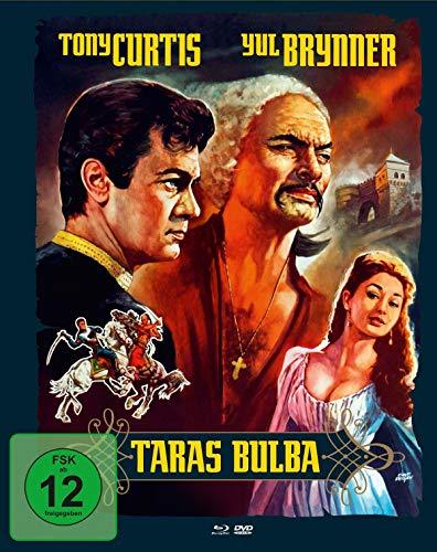 Taras Bulba - Mediabook Cover B (+ DVD) [Blu-ray]