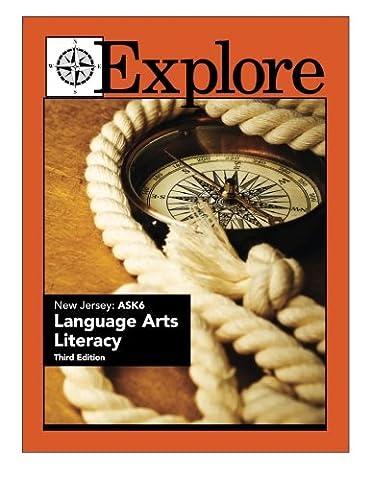 Explore New Jersey ASK 6 Language Arts Literacy