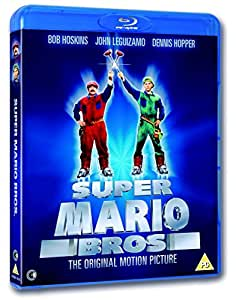 Super Mario Bros: The Motion Picture [Blu-ray]