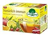 Willi Dungl Natürlich immun Früchte-Kräutertee 20 Beutel