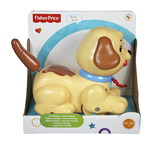 Mattel Fisher-Price H9447-0 - Kleiner Snoopy -