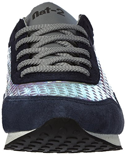 Nat-2 Spacerunner W Damen Sneakers Silber (grey infinity)