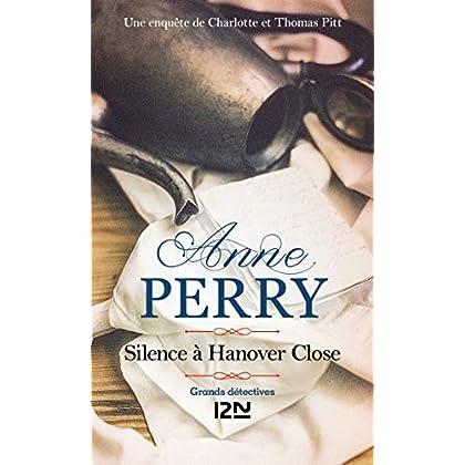 Silence à Hanover Close (Grands détectives t. 9)