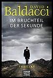Im Bruchteil der Sekunde: Roman. Maxwell & King, Bd. 1