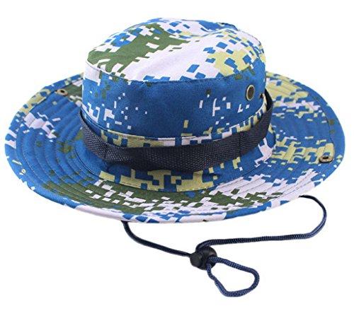 Bigood-Sommer-Outdoor-Bergsteigen-Fischerhte-Buschhut-Bucket-Hat
