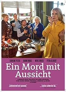 """Poster A1 Filmplakat """"Ein Mord mit Aussicht"""" 59,4 x 84,1 cm 250g Papierqualität"""