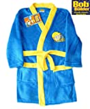 Boys Bob the Builder Dressing Gown 4-5 Years