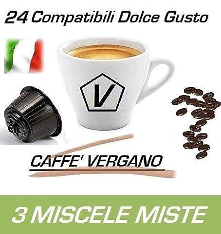 Kaffeekapseln kompatibel Nescafè Dolce Gusto® – Probierset
